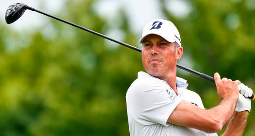 Kuchar Has Hole-In-One Magic; Reed Nails 40-footer To Beat Spieth
