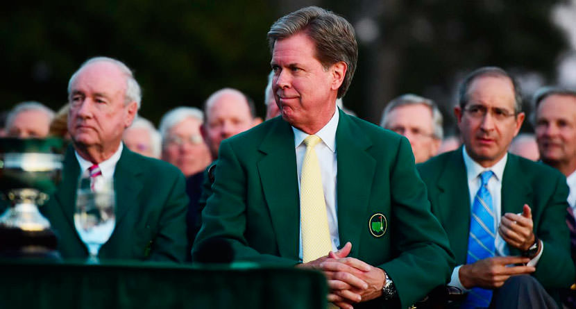 New Chairman Fred Ridley Takes Over at ANGC