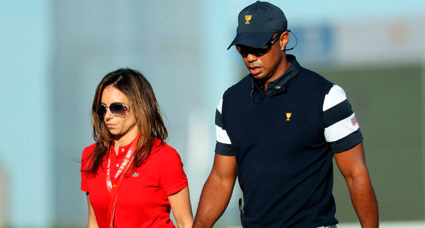 Tour WAGs: Tiger's Girlfriend Erica Herman – Page 2