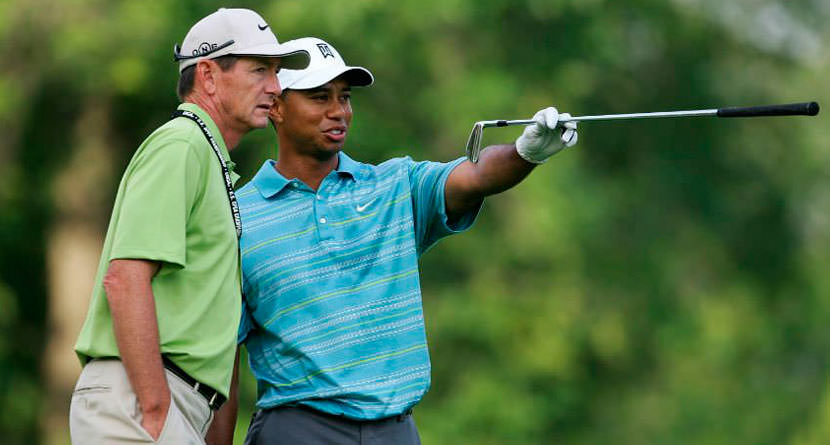 Haney Expects Tiger to Play Hero World Challenge