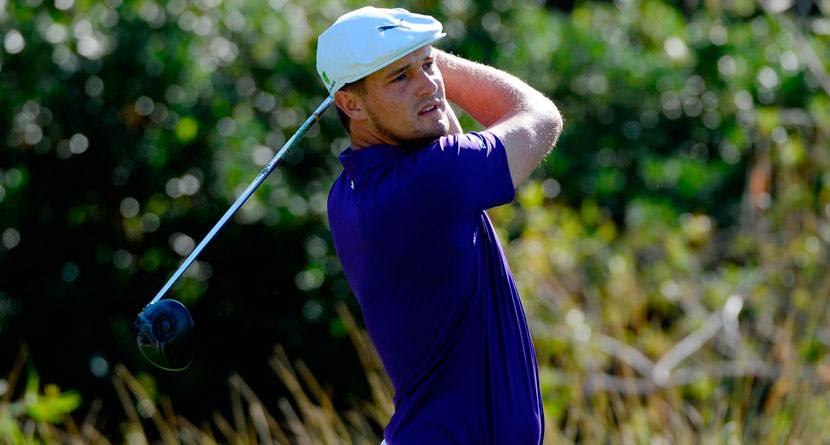 DeChambeau Gets Ruling for Bug on his Ball