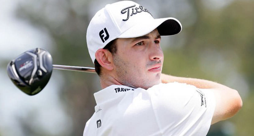 Tools: Cantlay's Winning Clubs in Las Vegas