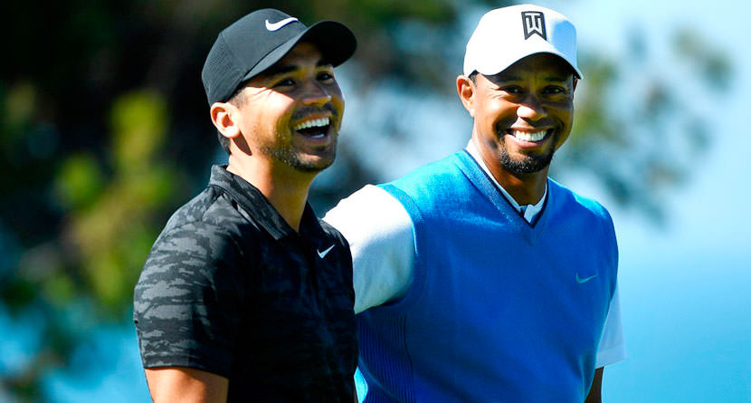 Day: Tiger is Pain-Free and Hitting It Long