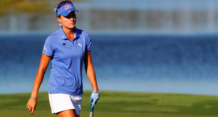 Shocking Short Miss Costs Lexi Tour Championship