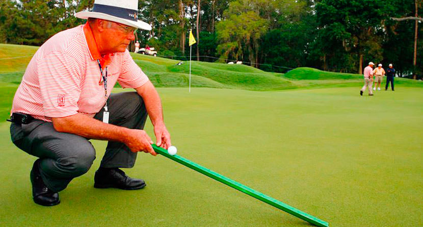 Study Finds Faster Greens Result in Slower Play