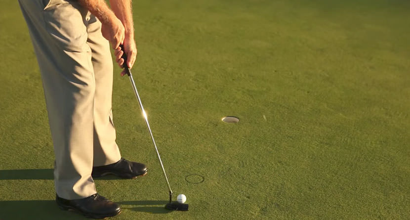 Use the Tap-In Drill to Make More Four-Footers