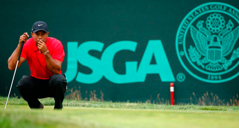 Tiger Calls on USGA, R&A to Roll the Ball Back