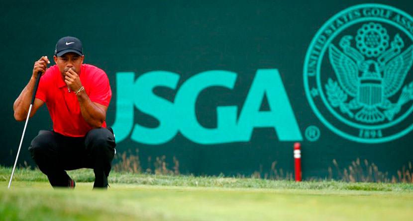 Tiger Calls on USGA, R&A to Roll the Ball Back
