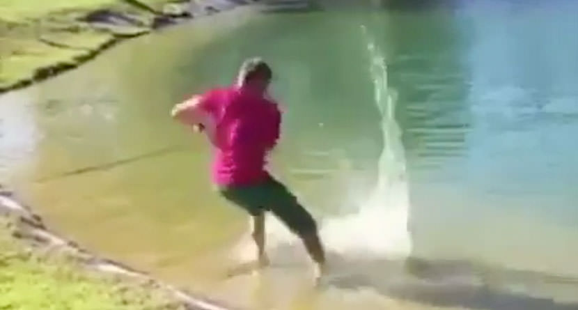 Hilarious Golf Blooper Compilation Video
