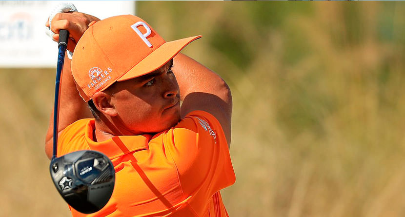 Tools: Rickie's Winning Clubs at the Hero