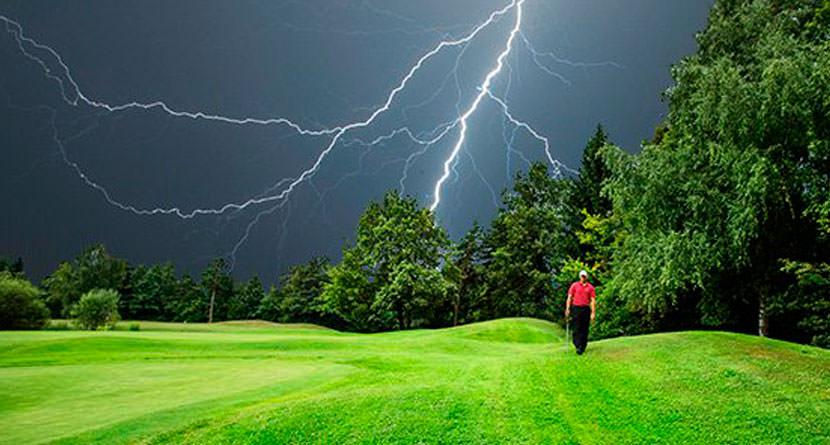 British Golfer Struck and Killed by Lightning