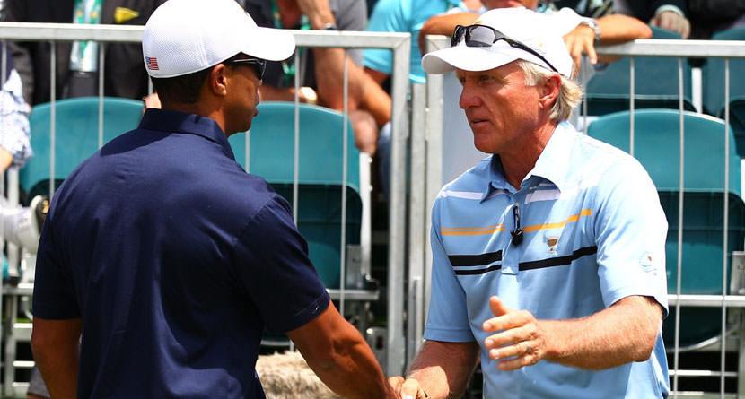 Norman Skeptical of Tiger Woods' Latest Comeback