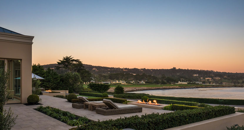 Two $30 Million Pebble Beach Homes For Sale