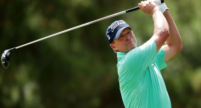 Tools: Stricker's Winning Clubs at QBE Shootout