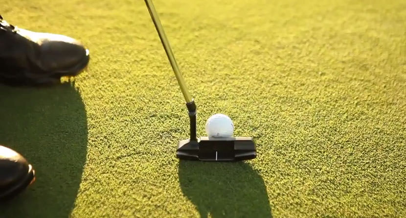Hit Every Putt On The Sweet Spot