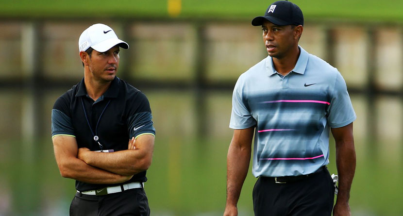 Tiger Woods Splits With Swing Coach Chris Como