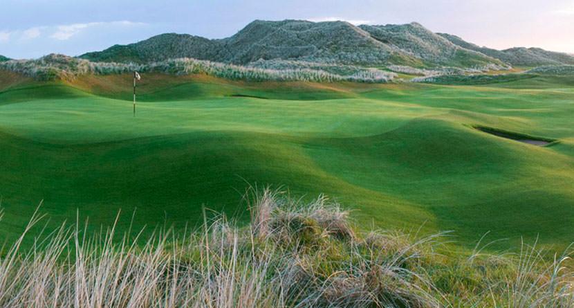 Trump Allowed to Build Wall at Irish Golf Resort