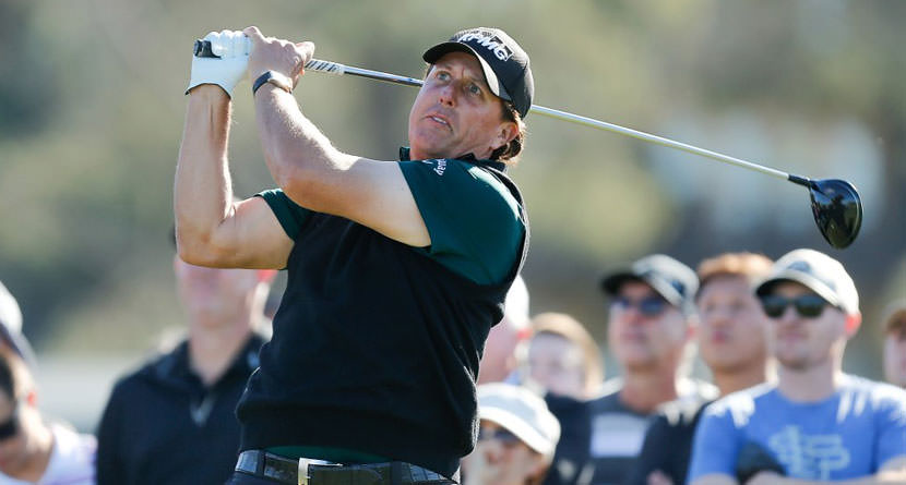 Phil Leaves Hilarious Message on Glove for Fan