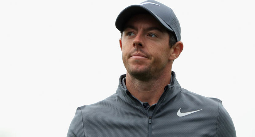 Rory Reveals Heart Scare As He Preps For Return