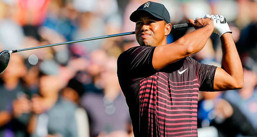 Tiger Woods Gave $210K Lesson For Harvey Relief