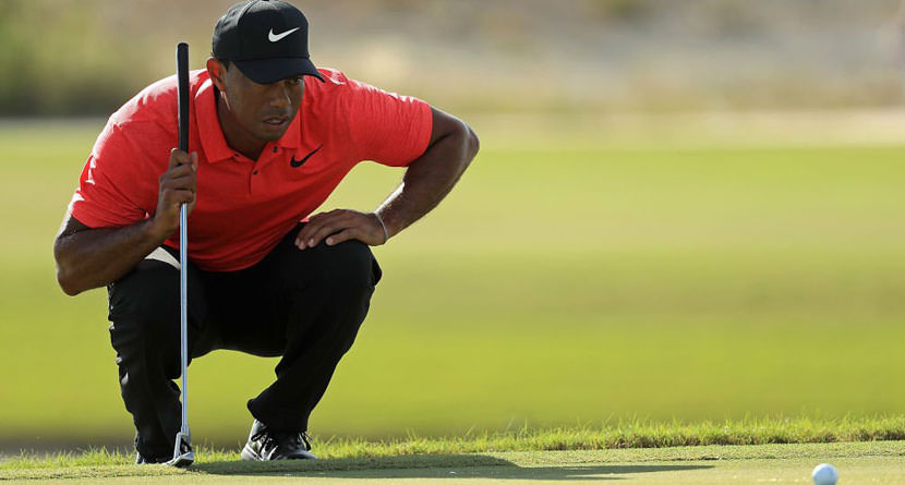 Tiger Announces He Will Play at Torrey Pines