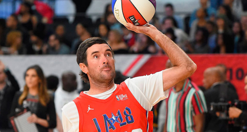 Bubba Airballs, Gets Blocked at All-Star Game