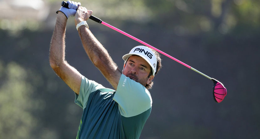 Tools: Bubba Watson's Winning Clubs at Riviera