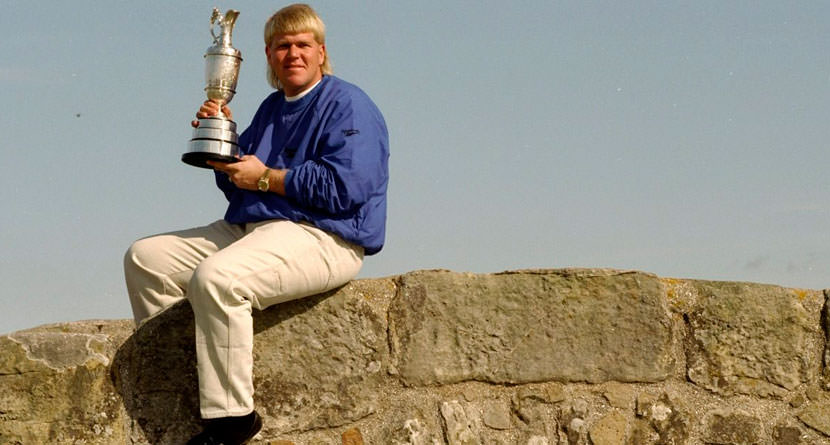Daly's 1995 Claret Jug Up For Auction