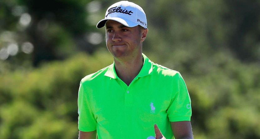 JT's Potentially-Historic Round Goes Haywire