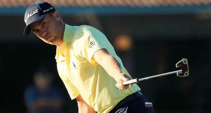 Tools: Justin Thomas' Winning Clubs at the Honda