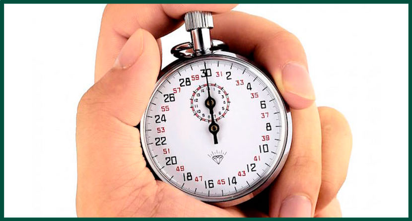 Rules: What Does the Rule Book Say About Time?