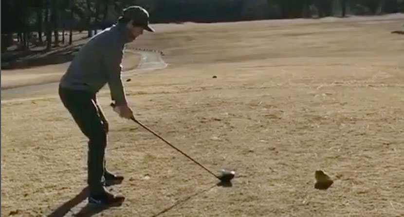 World Record Holder For Shortest Drive?