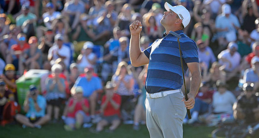 Woodland Outlasts Reavie in Playoff to Win WMPO
