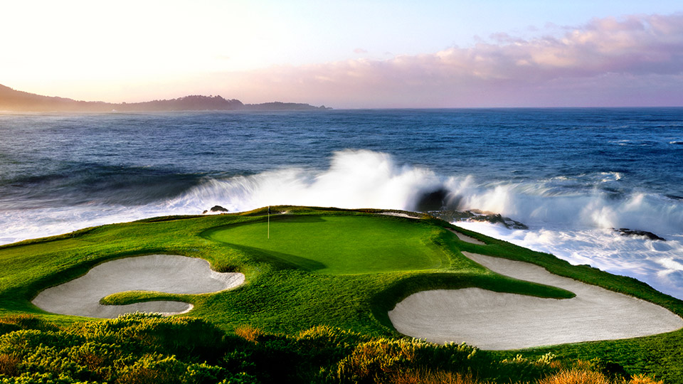 Attention To Detail At Pebble Beach Second To None
