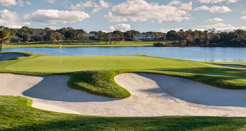 How Bay Hill Became Arnie's Place