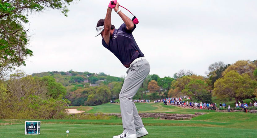 Tools: Bubba Watson's Winning Clubs At The WGC-Dell Match Play