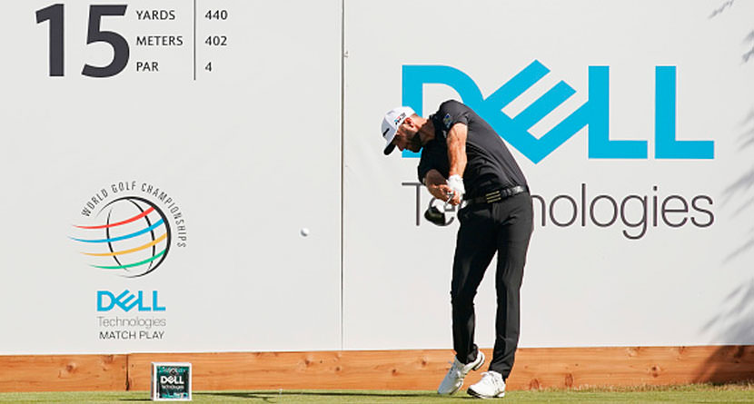 WGC-DELL DAY 2: DJ, Rahm Knocked Out; Reed, Spieth To Faceoff