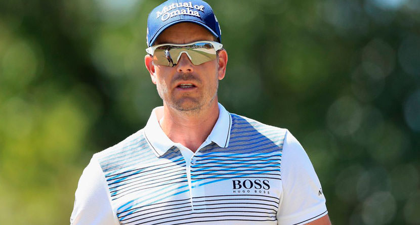 Stenson Leads Arnold Palmer Invitational After 54 Holes