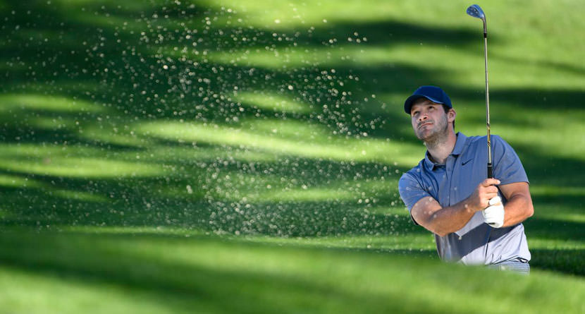 Romo Falters on Back Nine in Tour Debut