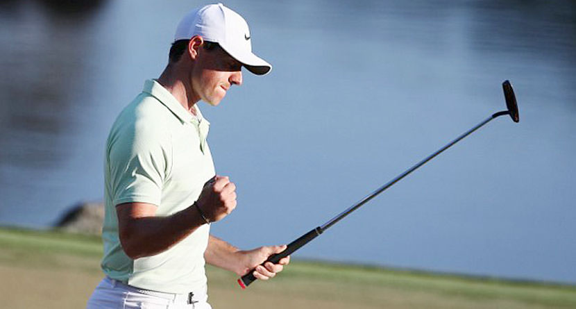 Faxon Gave Rory a Putting Tip That Led To His Win at Bay Hill