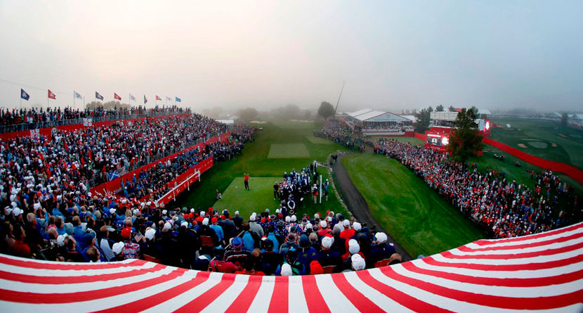 Ryder Cup To Return To Hazeltine In 2028