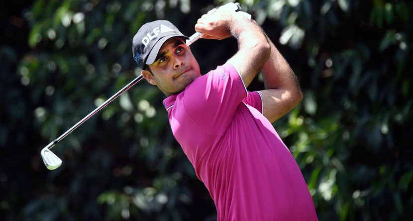 Sharma Receives Special Masters Invitation