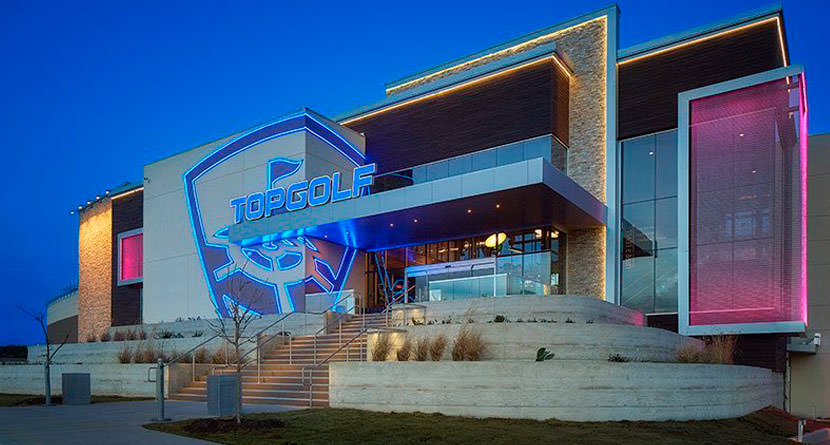 Man Arrested After Shooting At Topgolf