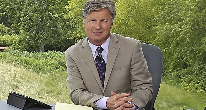 Golf Channel's Brandel Chamblee To Return To Competitive Golf