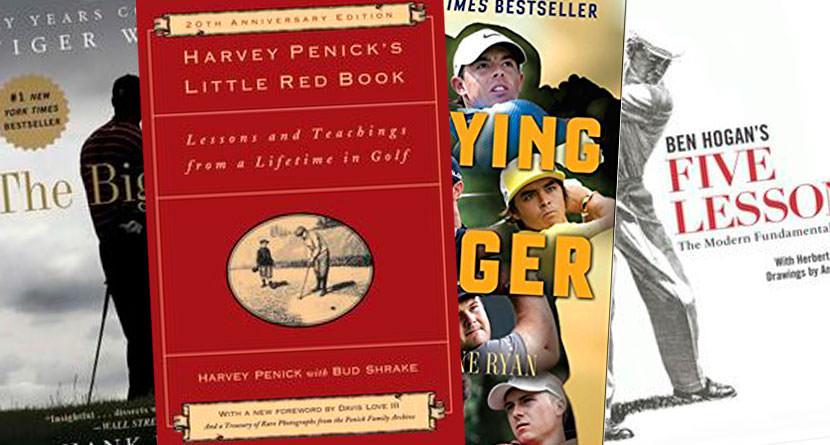 10 Must-Read Golf Books