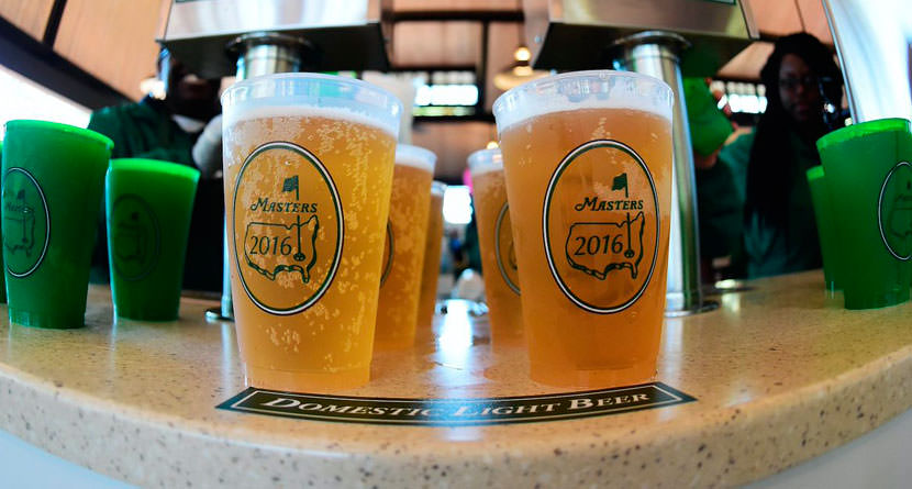 Augusta National Kicking Out Patrons Who Yell Bud Light Catch Phrase