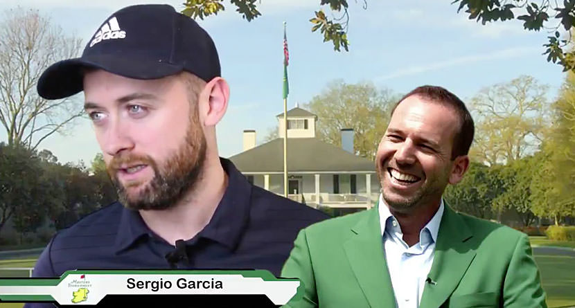 Irish Comedian Does Hilarious Imitations Of Masters Golfers