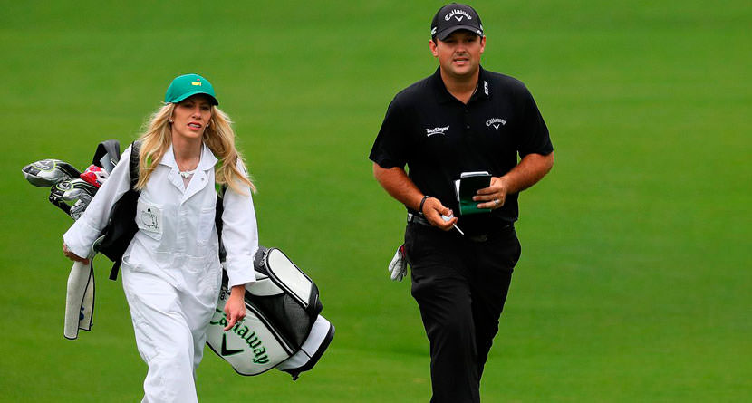 Meet Patrick Reed's Wife, Justine Reed