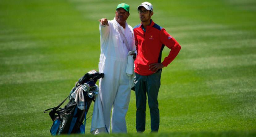 Junior Golfer Dinged Two Shots For Rangefinder Use