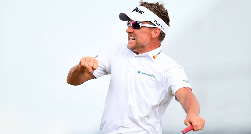 Tools: Ian Poulter's Winning Clubs At The Houston Open